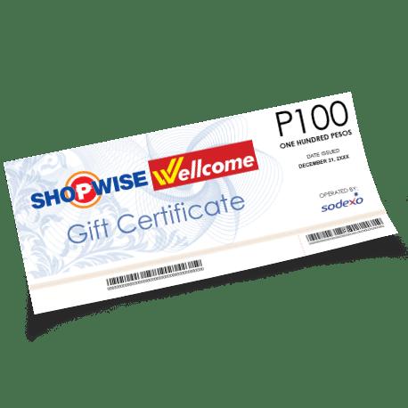 Shopwise & Wellcome Gift Pass