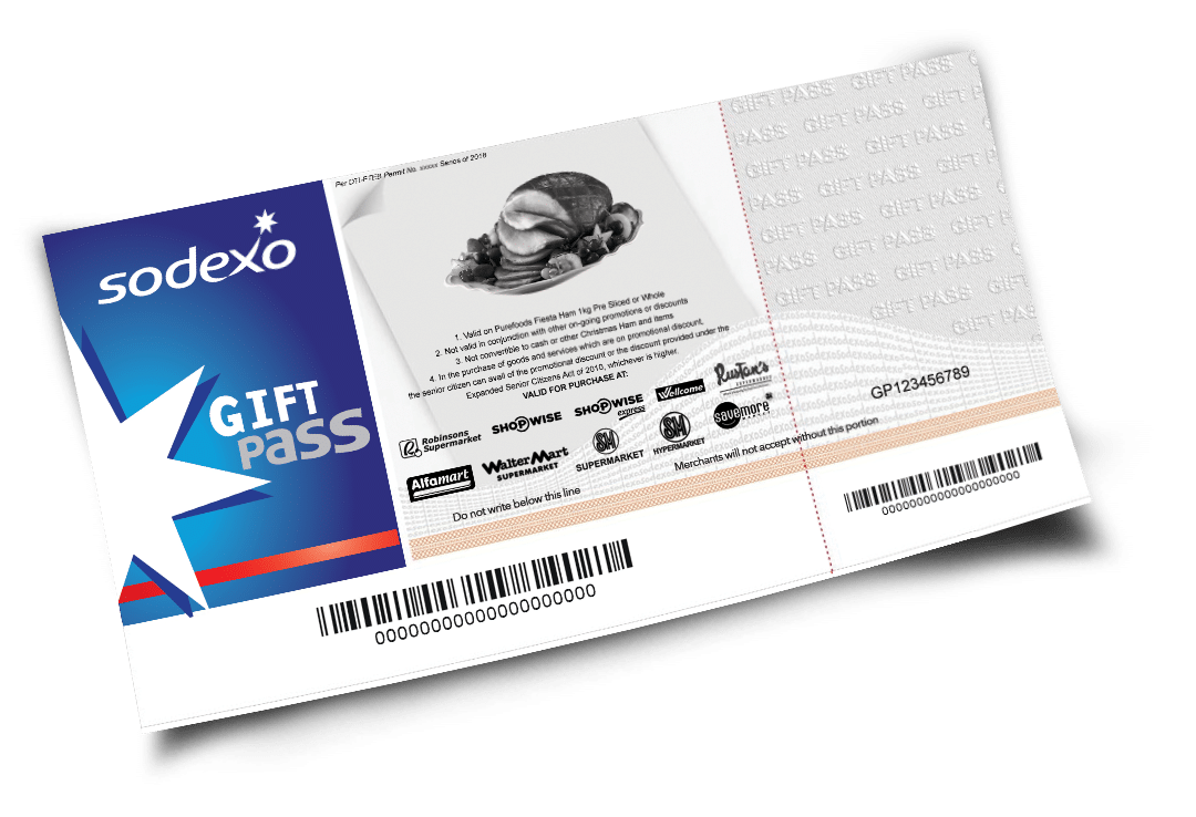 Christmas Ham Gift Pass