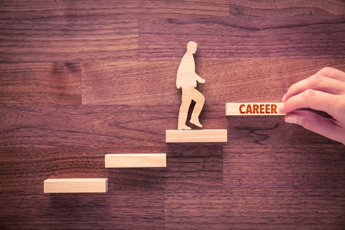 Boss motivate to career growth