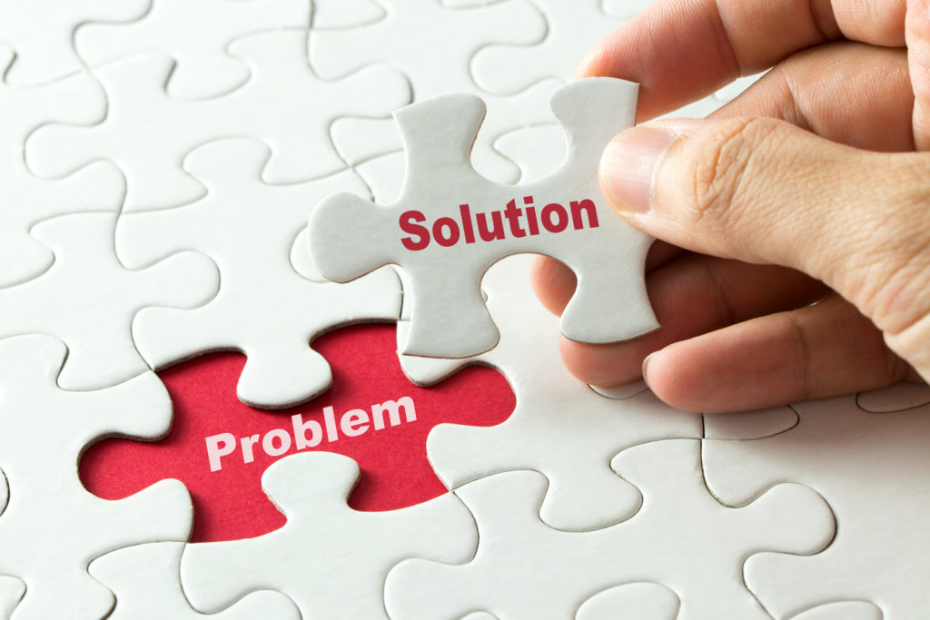 Focus on Creating Solutions