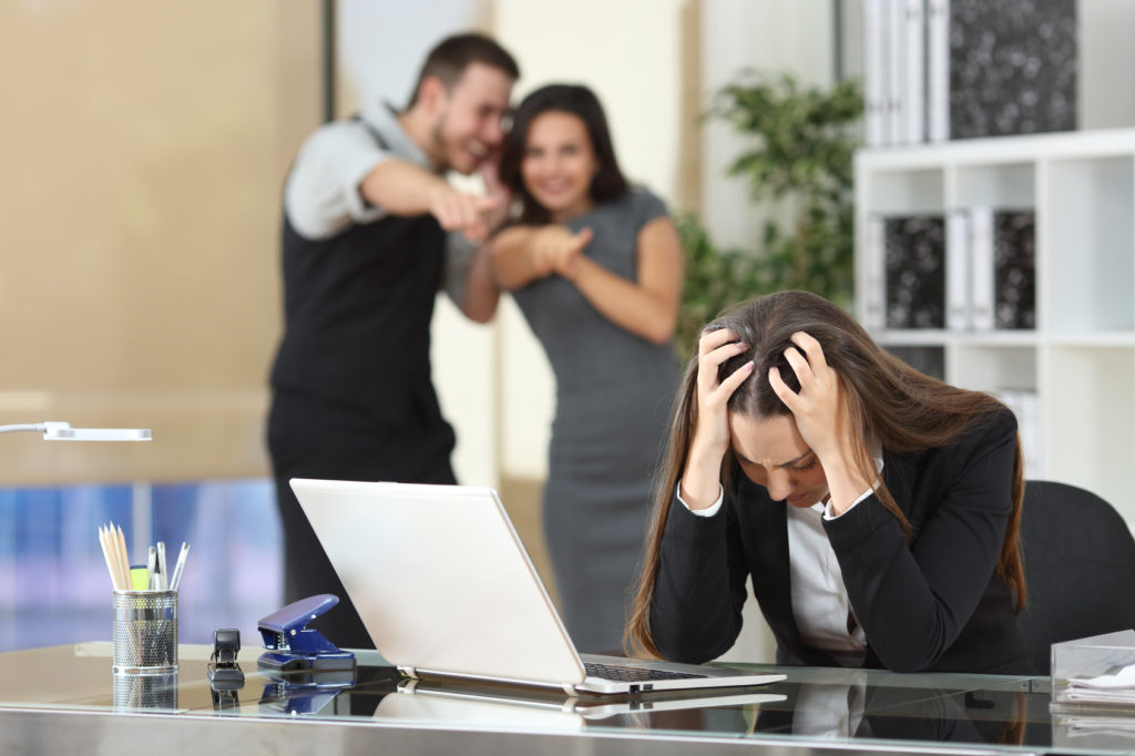 Bullies at Work