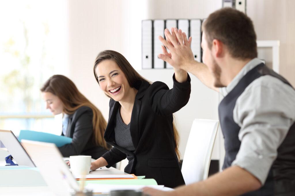 Employee Morale Boost