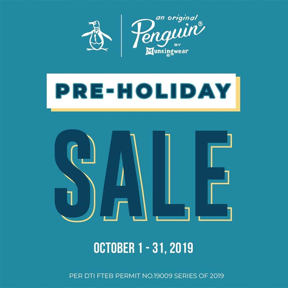 Penguin Pre-Holiday Sale