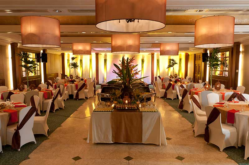 Christmas Party Venue - The Legend Villas