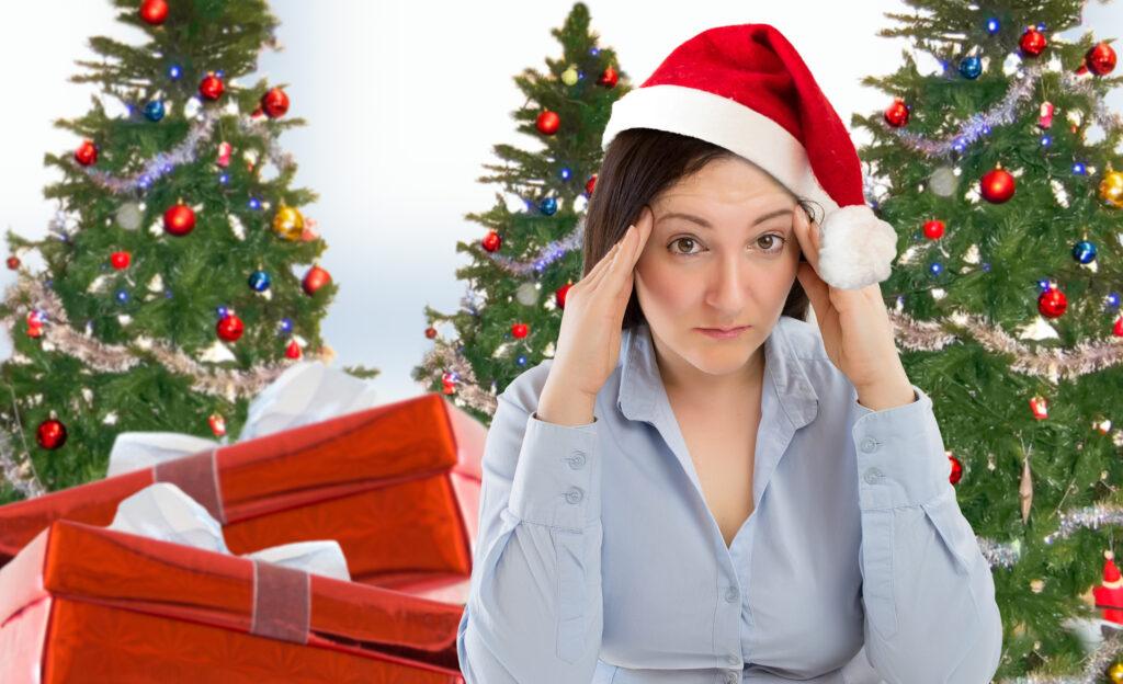 Failed Christmas Event Execution