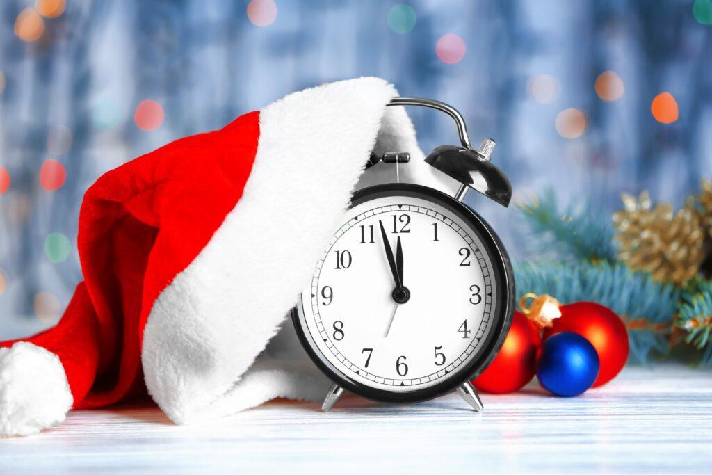 Last-minute Christmas event planning