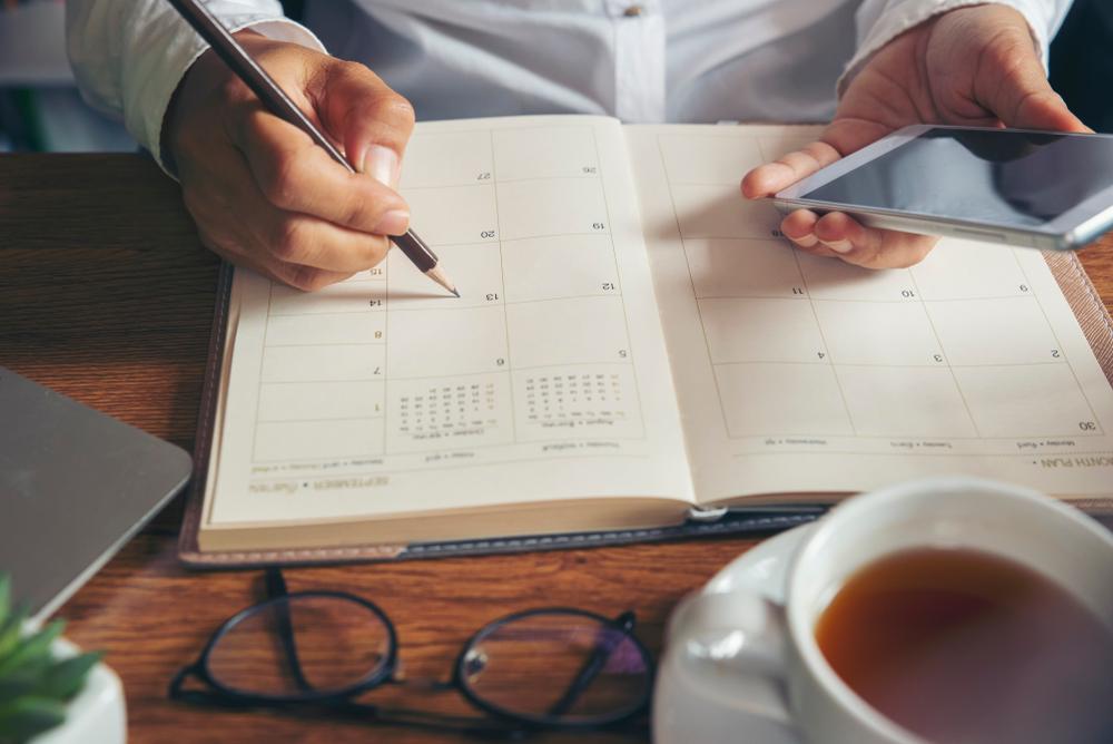 Work-Life Balance Tip No. 1