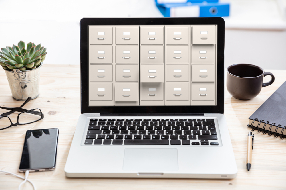 Organize your computer files