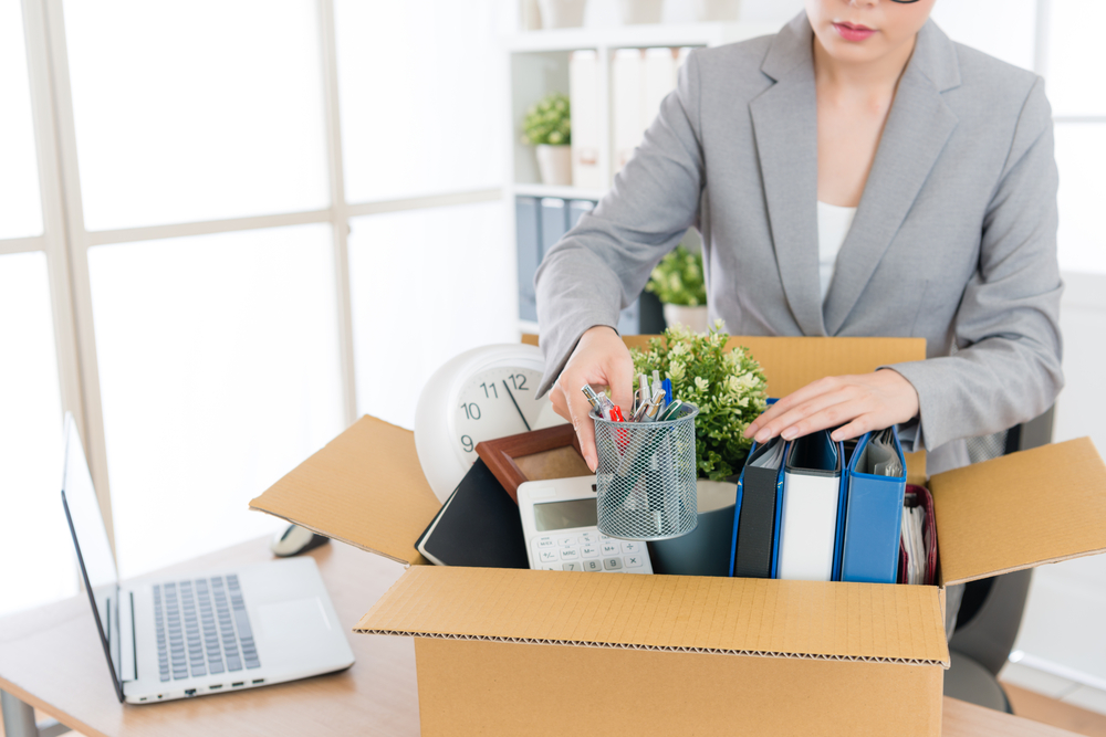 Why do employees resign?
